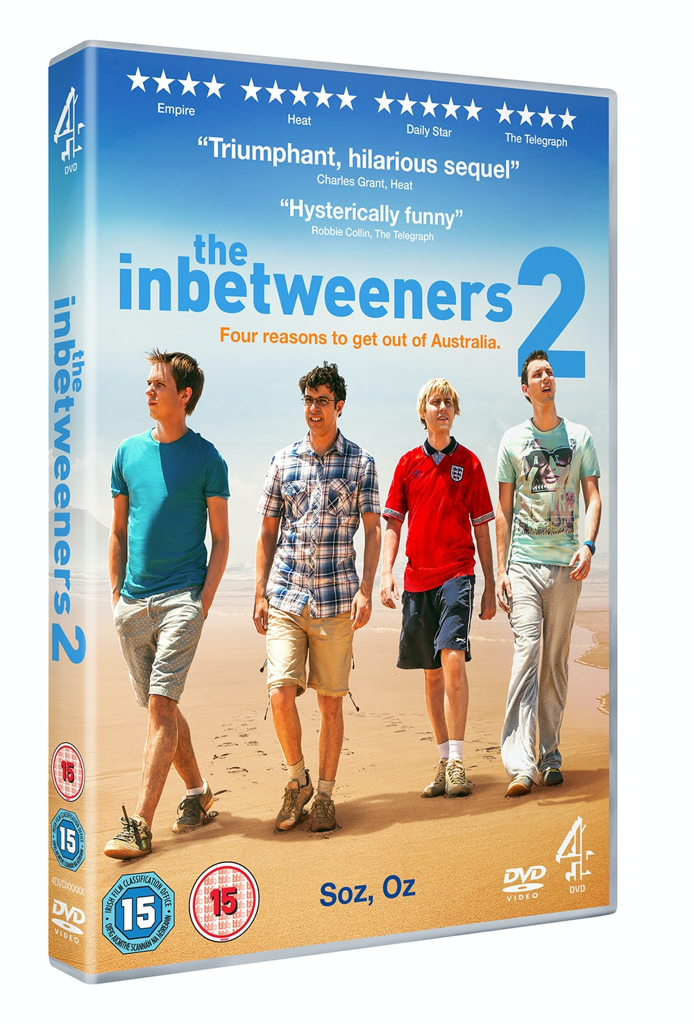 inbetweeners sweepstakes
