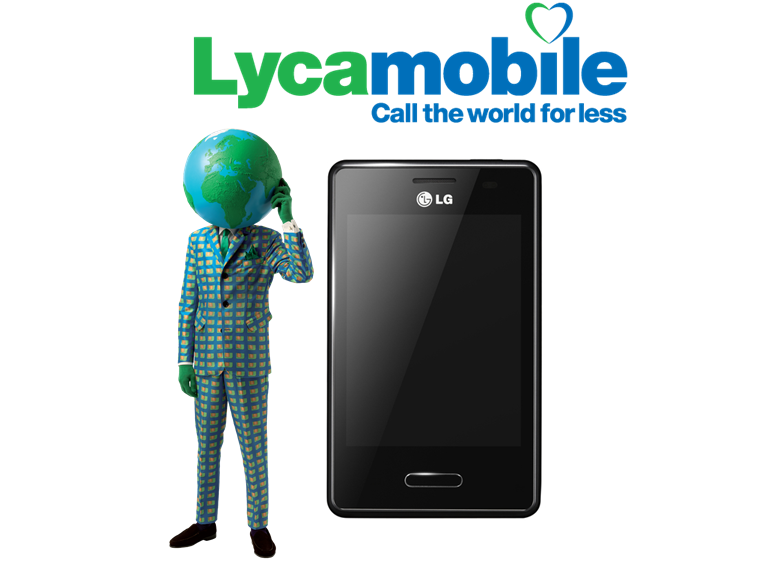 Win a LG Optimus phone and a Lycamobile sim-card  sweepstakes