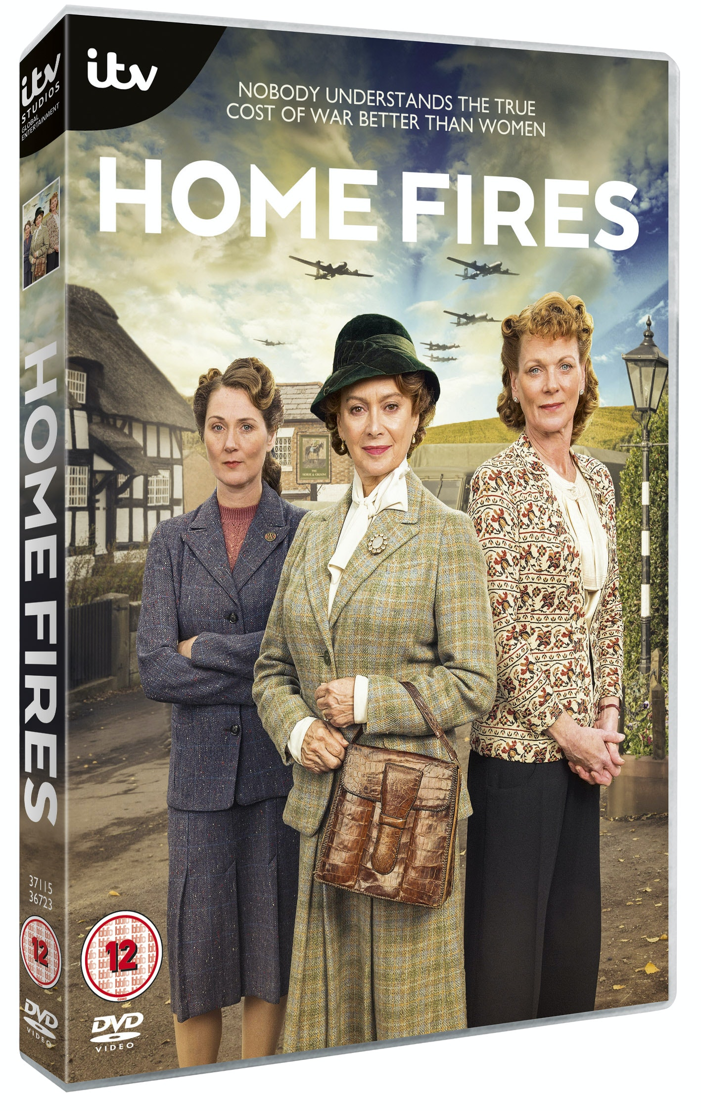 Homes Fires DVD~ sweepstakes