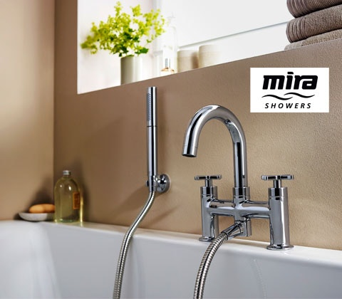 Mira Revive Bath and Shower mixer tap sweepstakes