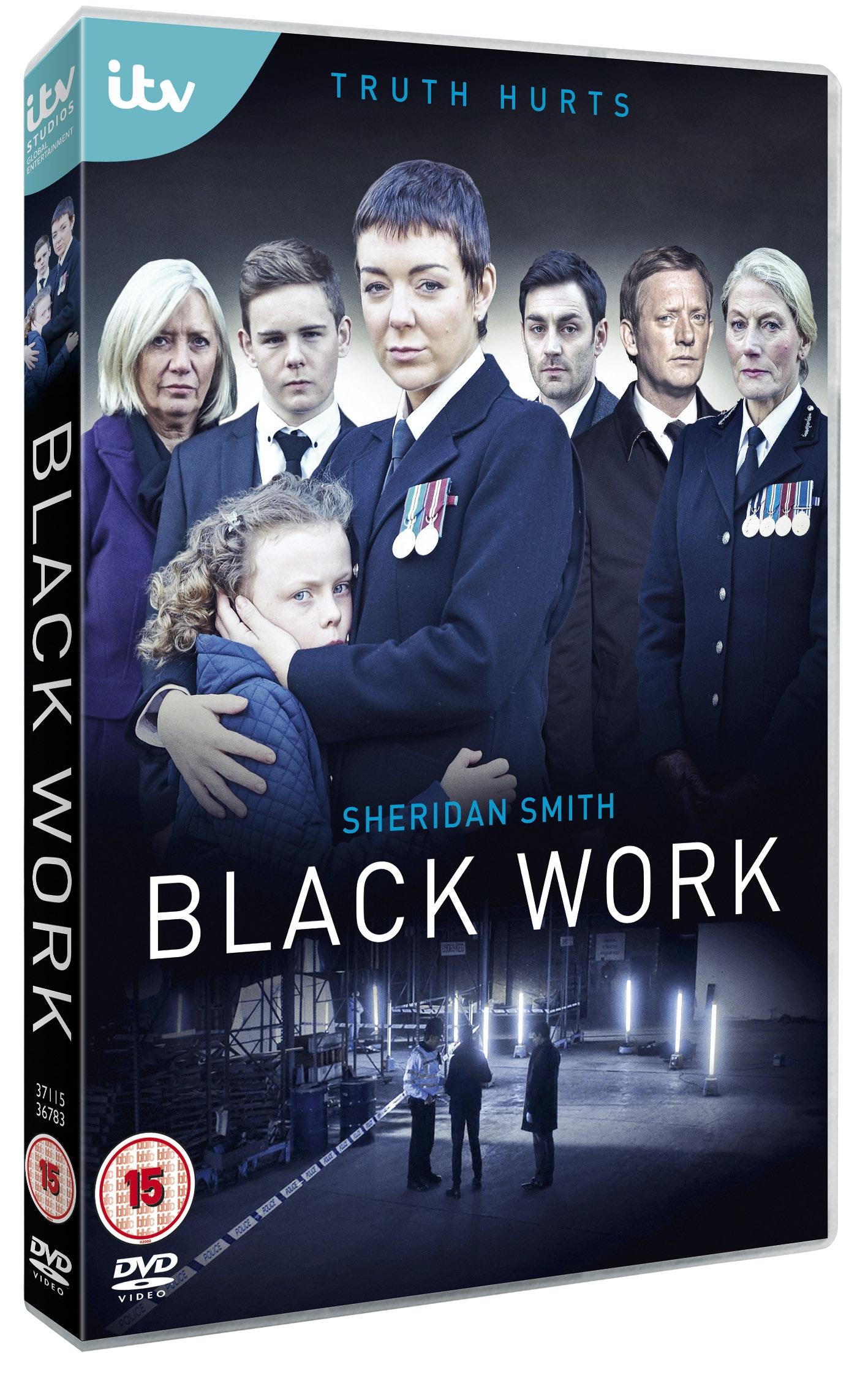 Black Work DVD sweepstakes