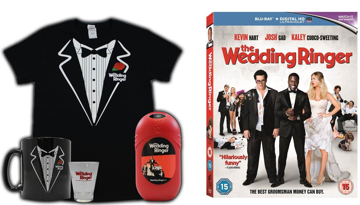 Wedding Ringer goodie bag sweepstakes