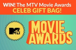 MTV Movie Awards Gift Bag 2015 sweepstakes