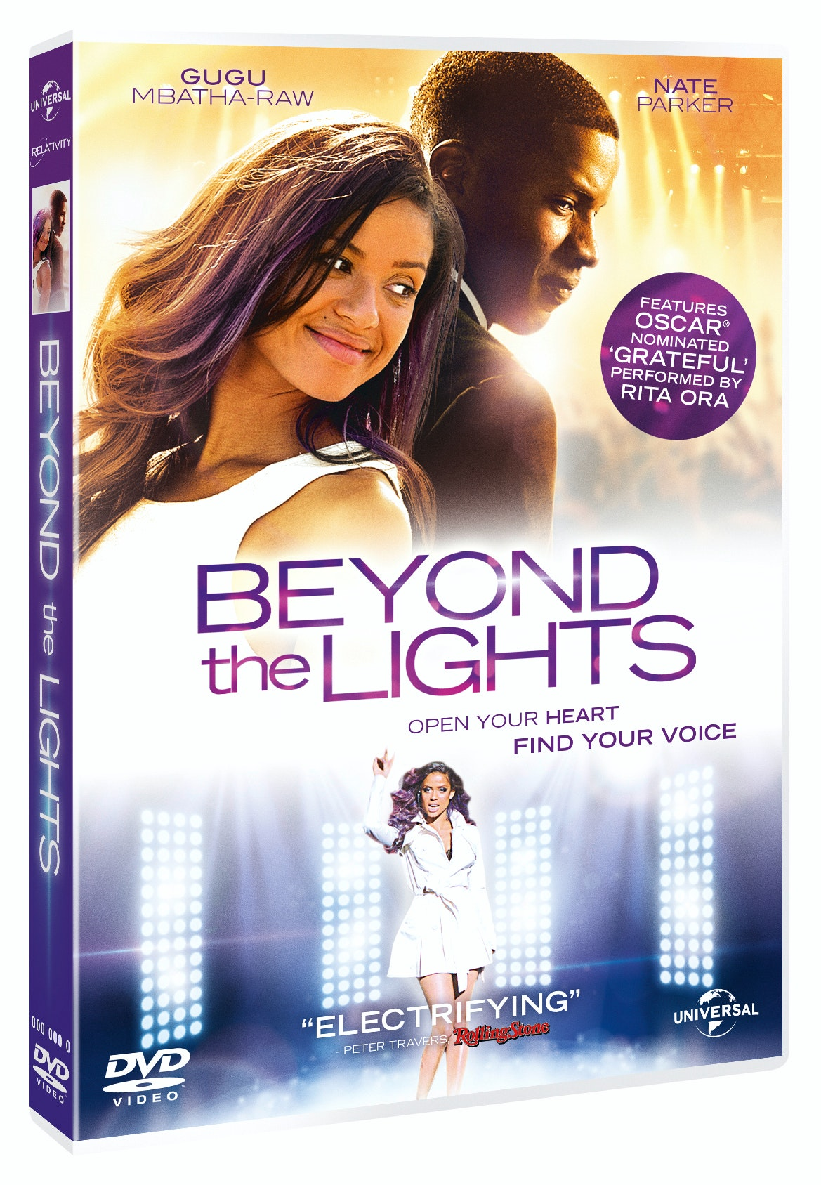 Beyond the Lights DVD! sweepstakes