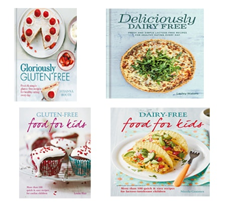 Set of Cookery Books sweepstakes