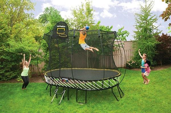 Springfree trampoline sm