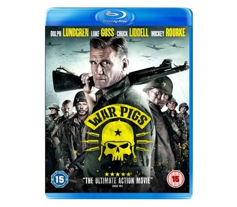War Pigs Blu-ray sweepstakes