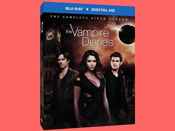 Vampire diaries s6 new