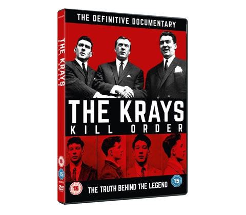 The Krays – Kill Order DVD sweepstakes