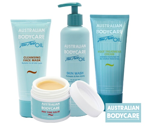 Australian Bodycare sweepstakes