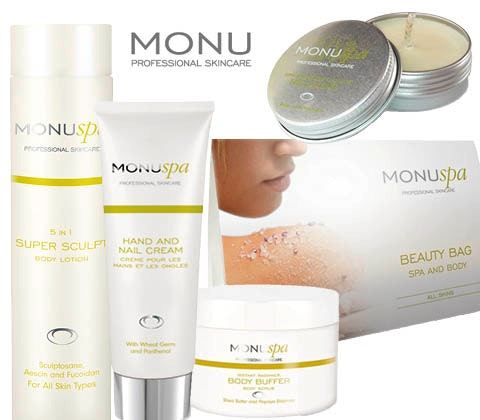 MONU Skincare sets sweepstakes