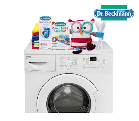 dr beckmann washing machine cleaner instructions