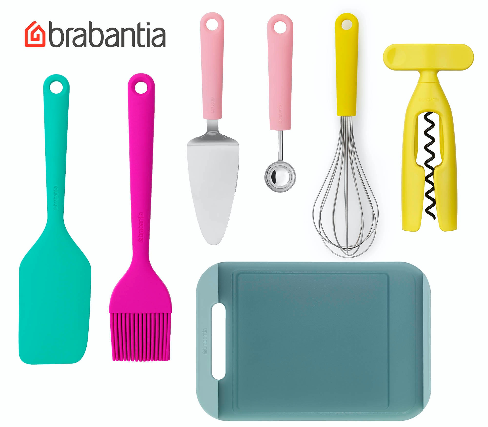 Brabantia Tasty Colours baking bundles  sweepstakes