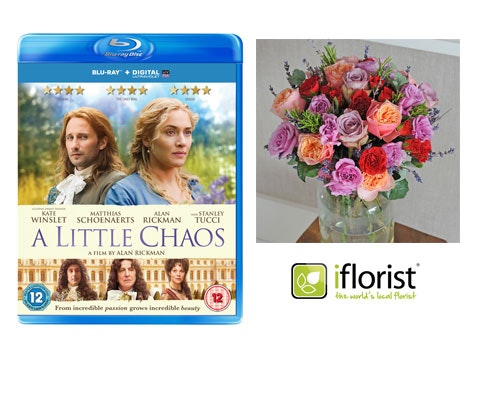 A Little Chaos sweepstakes