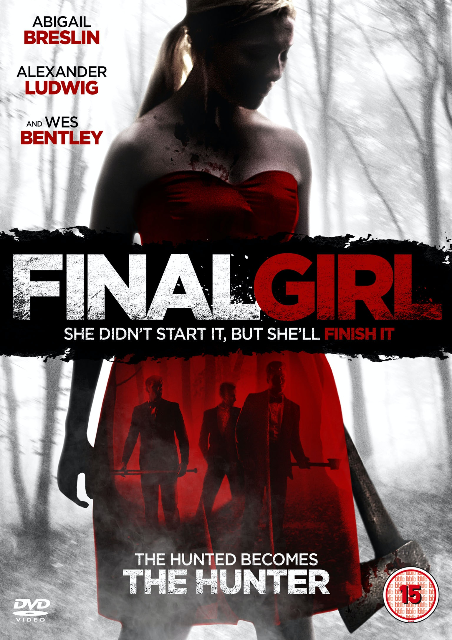 Final Girl DVD sweepstakes