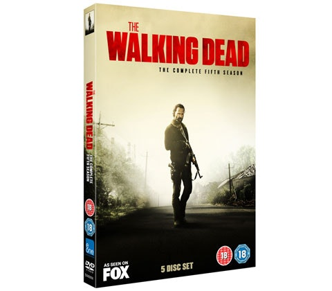 The Walking Dead sweepstakes