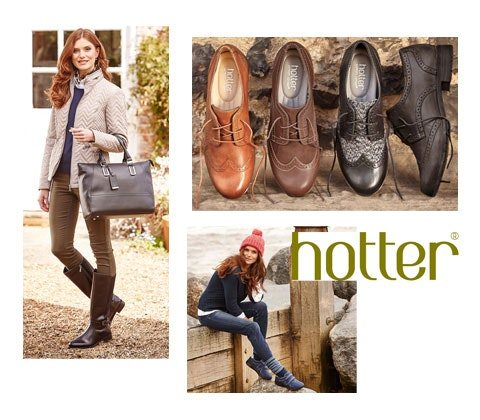 Hotter Shoes sweepstakes