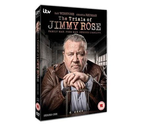 THE TRIALS OF JIMMY ROSE DVD sweepstakes