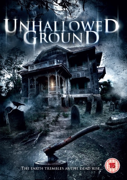 Unhallowed Ground DVD sweepstakes
