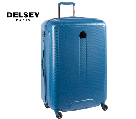 Delsey Helium Air suitcase sweepstakes