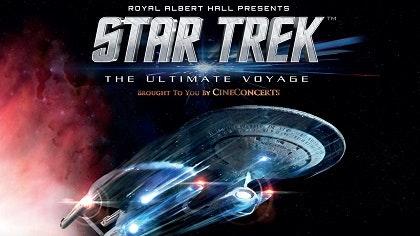 Star Trek concert tickets sweepstakes