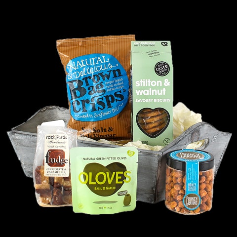 Gluten free hampers sweepstakes