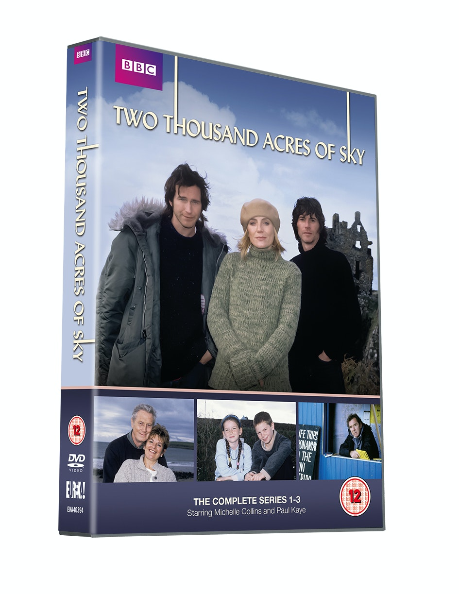 Two Thousand Acres of Sky: The Complete Series 1-3 DVD sweepstakes
