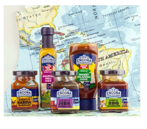 Encona Marinades sweepstakes