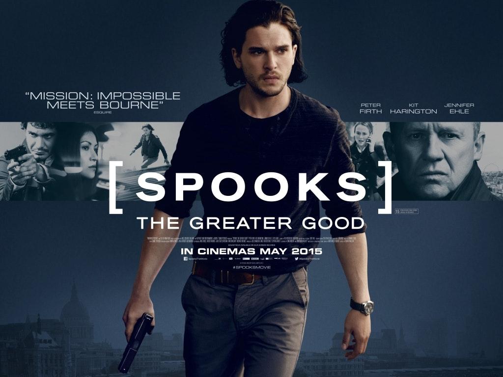 Spooks box set sweepstakes