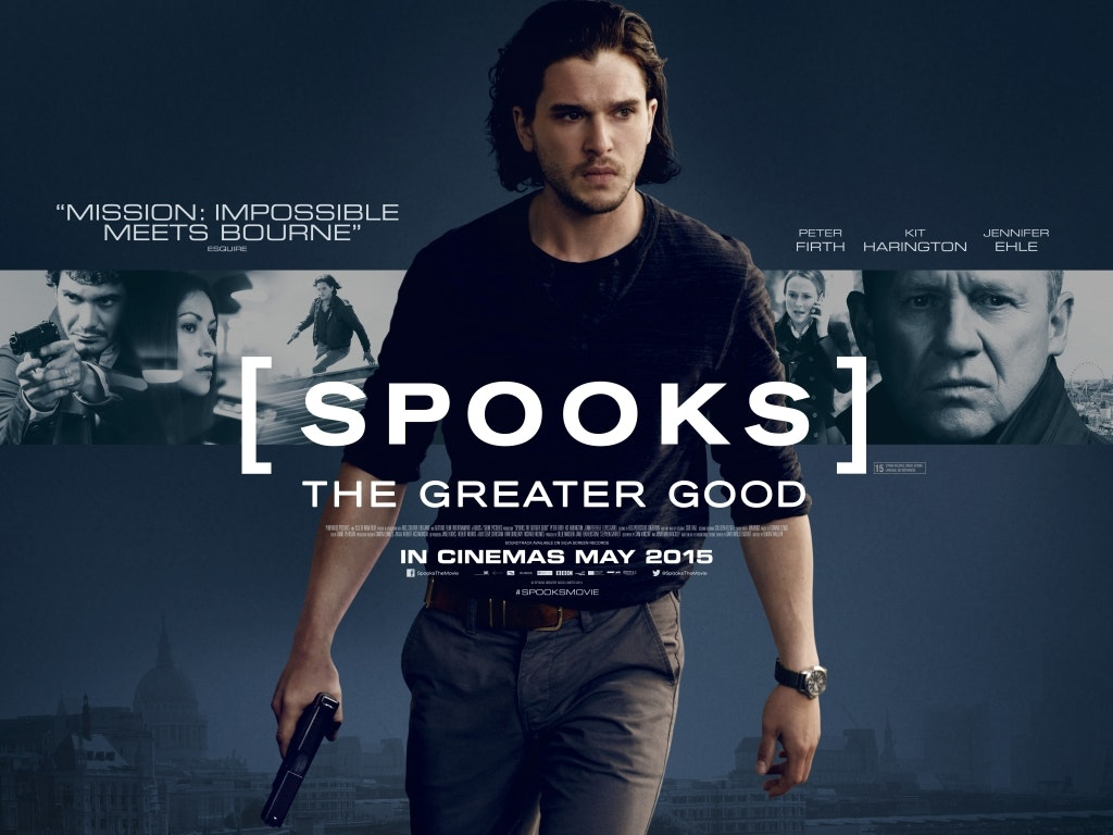 Spooks box set sweepstakes
