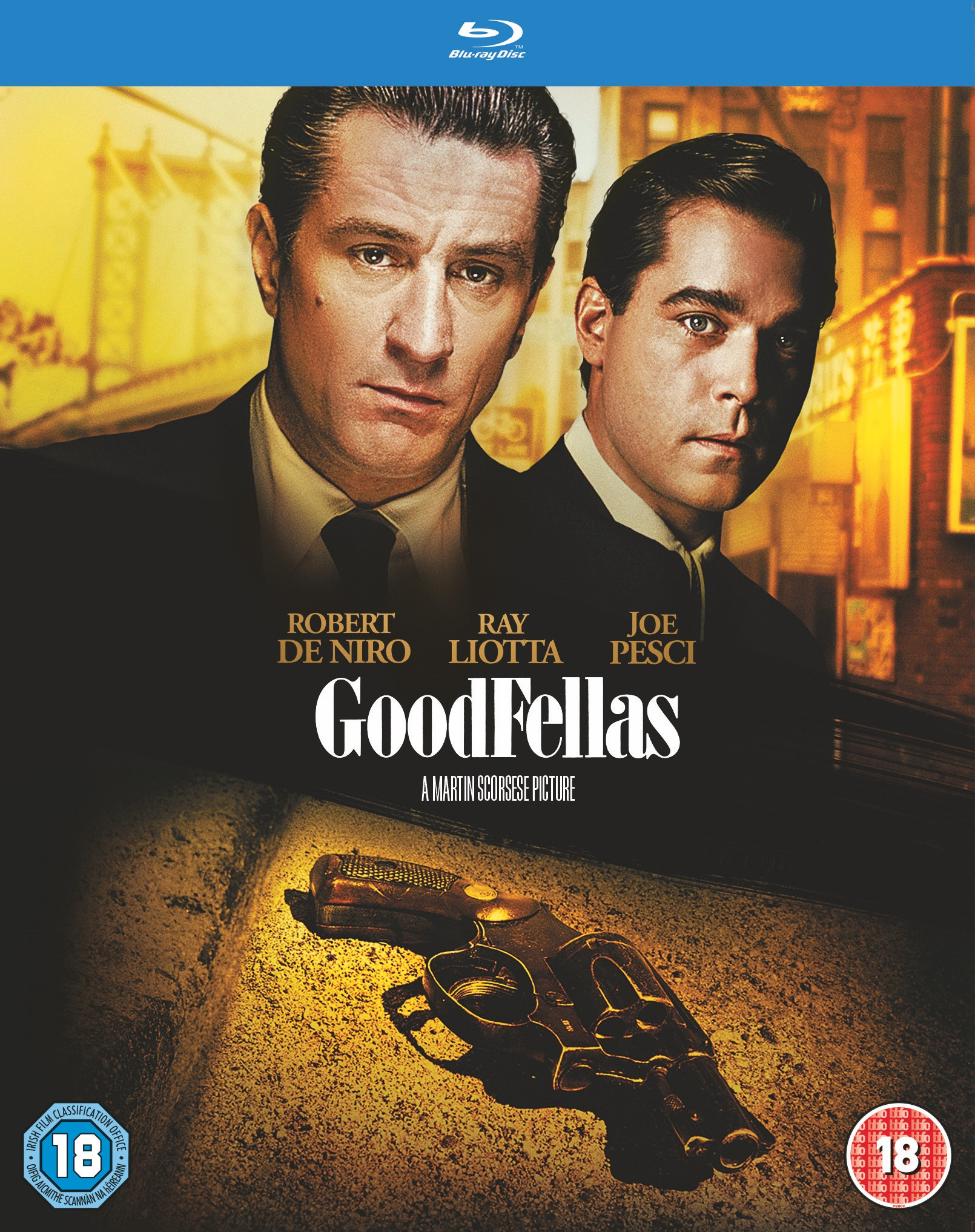 Goodfellas Blu-ray sweepstakes