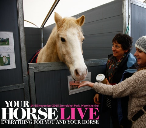 tickets to Your Horse Live! sweepstakes