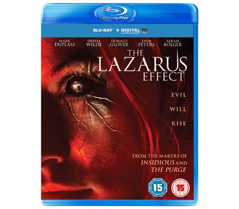 WIN A LIONSGATE BLU-RAY HORROR BUNDLE WITH THE LAZARUS EFFECT sweepstakes