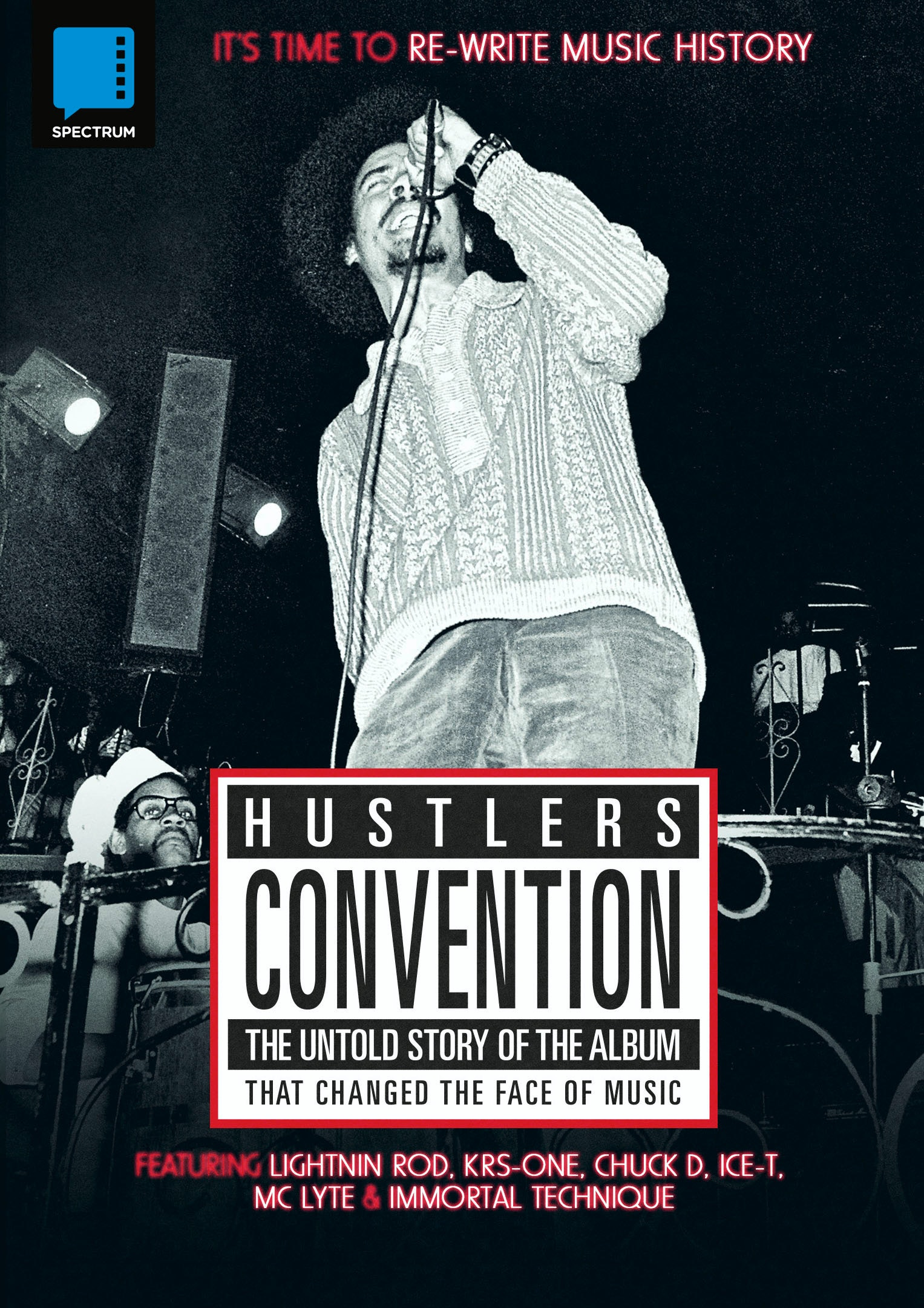Hustlers Convention DVD sweepstakes