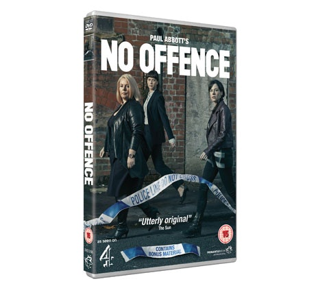 No Offence sweepstakes
