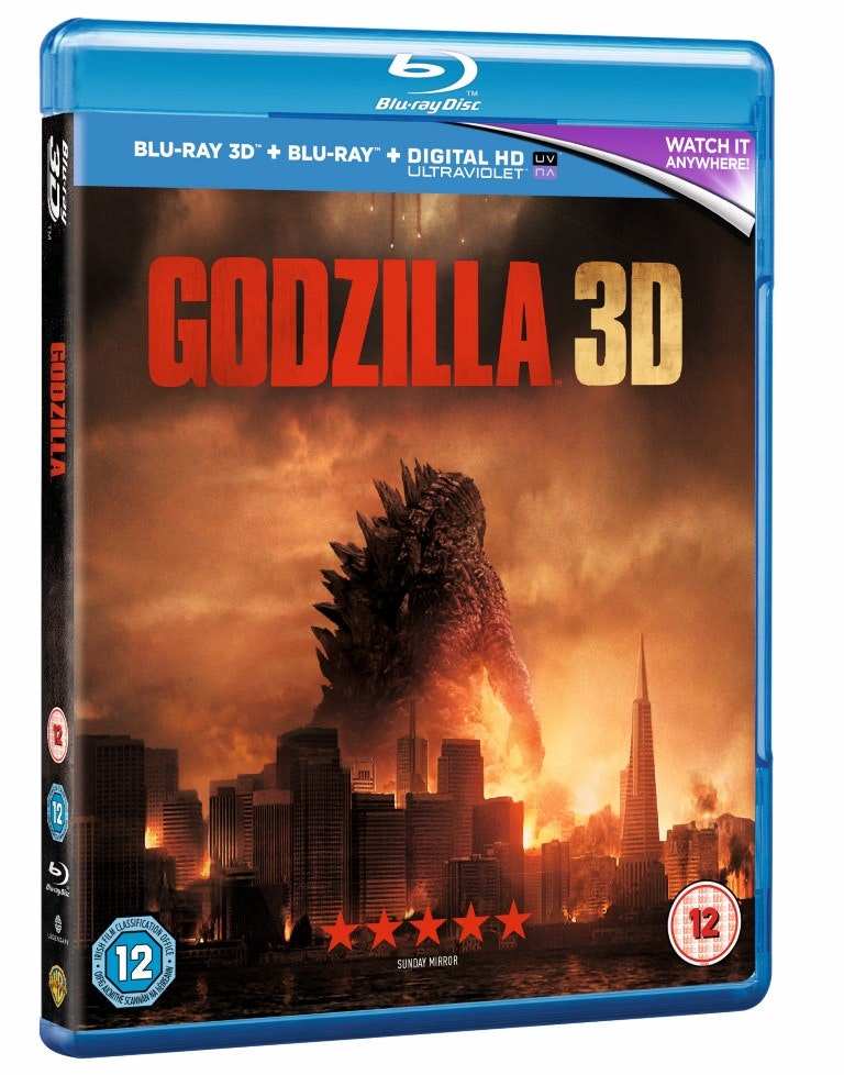 Godzilla sweepstakes